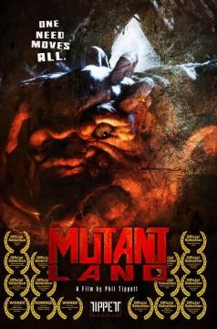 Mutant Land cortometraje cartel poster