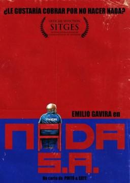 Nada, S.A. Cortometraje cartel poster
