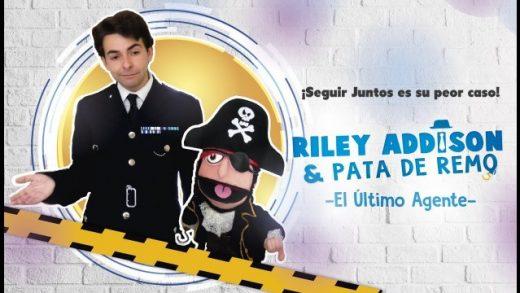 Riley Addison y Pata de Remo 3: El Último Agente. Corto Daniel Gallego