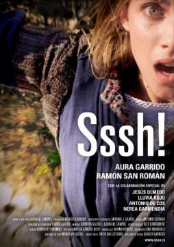 Sssh! cortometraje cartel poster