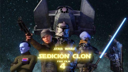 Star Wars Sedición Clon - Capítulo 4. Webserie de Ignacio Clavero