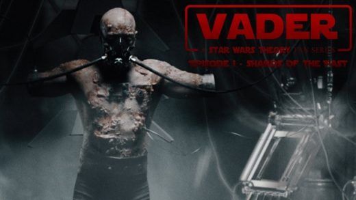 Vader Episode 1: Shards of the past. Cortometraje fanfilm Star Wars