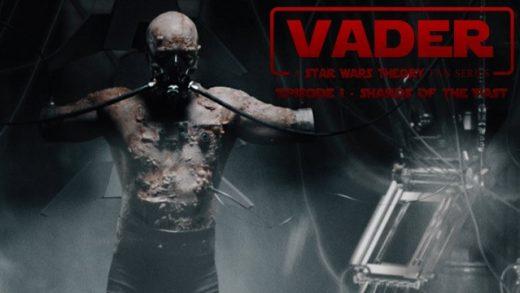 Vader Episode 1: Shards of the past. Cortometraje fanfilm Star Wars