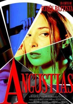 Angustias cortometraje cartel poster