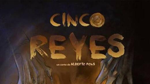 Cinco Reyes. Cortometraje español de terror de Alberto Pons