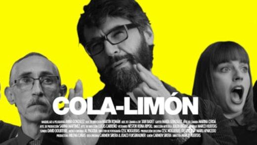 Cola-Limón. Cortometraje y comedia español de Marco Huertas
