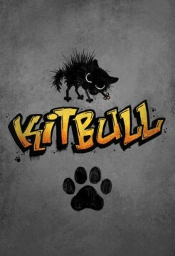 Kitbull corto cartel poster