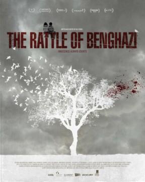 La matraca de Benghazi corto cartel poster