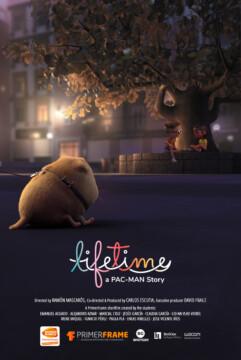 LifeTime corto cartel poster