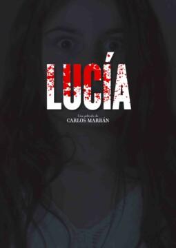 Lucia cortometraje cartel poster