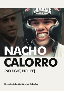 Nacho Calorro corto cartel poster