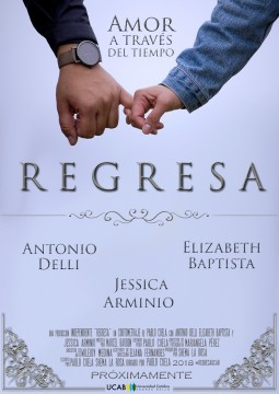 Regresa cortometraje cartel poster