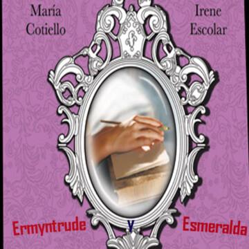 Ermyntrude y Esmeralda corto cartel poster