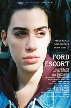 Ford Escort cortometraje cartel poster