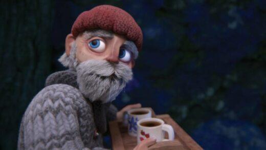 Forget Me Not. Cortometraje noruego de animación stop motion