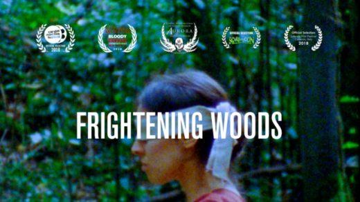 Frightening woods. Cortometraje español experimental de Álvaro de la Hoz