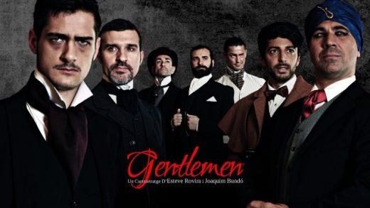 Gentlemen. Cortometraje español de intriga de Joaquim Bundó