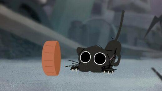 Kitbull - Pixar SparkShorts. Cortomeraje de animación de PIxar