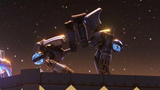 Smash and Grab - Pixar SparkShorts. Cortometraje de animación de PIxar