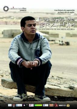 Los ojos de Brahim corto cartel poster