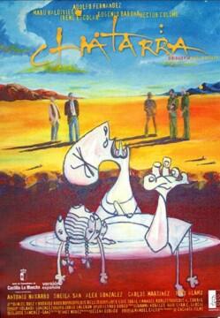 Chatarra corto cartel poster