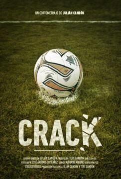 Crack corto cartel poster