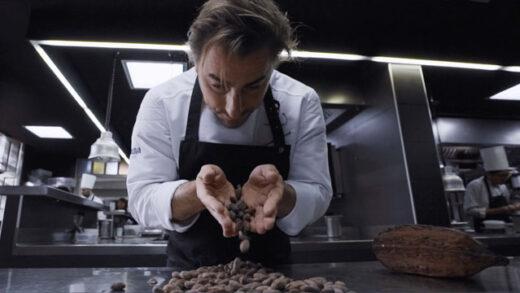 El sentido del cacao. Cortometraje documental de Alberto Utrera
