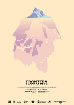 Frontera imaginaria corto cartel poster