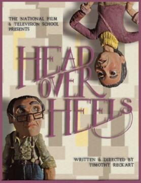 Head over heels corto cartel poster