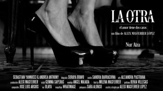 La otra. Cortometraje español y drama de Aleix Masferrer López