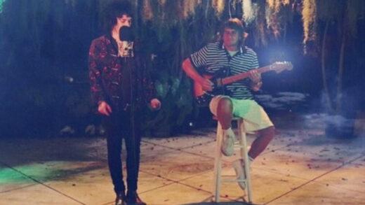 Moonshine - Mike Oldfield. Videoclip oficial del artista británico