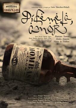 Pidemela amor corto cartel poster