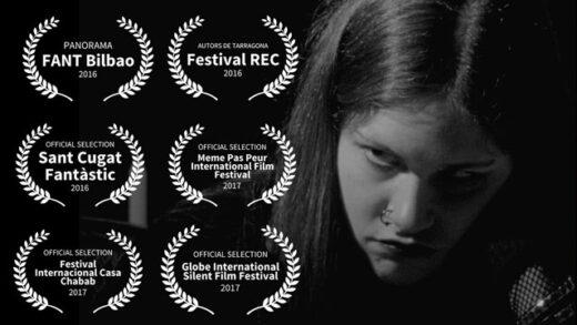 Sombras. Cortometraje y drama de terror experimental de Adrià Guxens