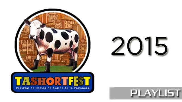 taSHORTfest 2015. Festival de Cortos de Humor de Barcelona