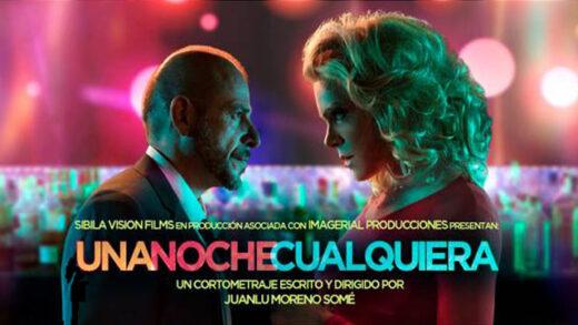 Una noche cualquiera. Cortometraje y thriller de Juanlu Moreno Somé