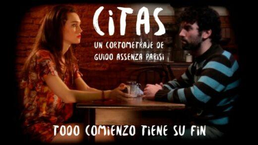 Citas. Cortometraje argentino y drama romántico de Guido Assenza Parisi