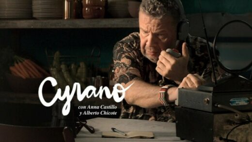 Cyrano. Cortometraje publicitario con Alberto Chicote y Anna Castillo