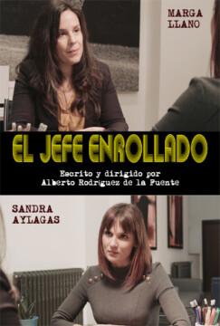 El jefe enrrollado cortometraje cartel poster