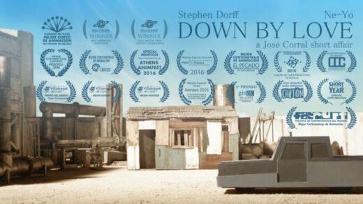 Down by Love. Cortometraje de animación de José Corral