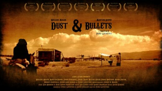 Dust & Bullets. Cortometraje español y Western de Pablo Lapastora