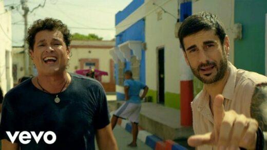 El Arrepentido - Melendi & Carlos Vives. Videoclip del artista español