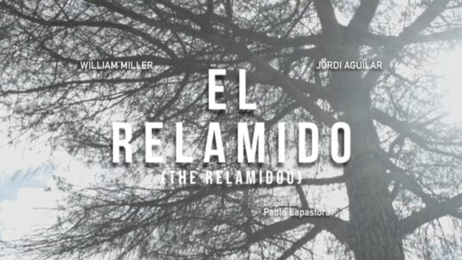 El relamido. Cortometraje español de José Aguilar Olmo