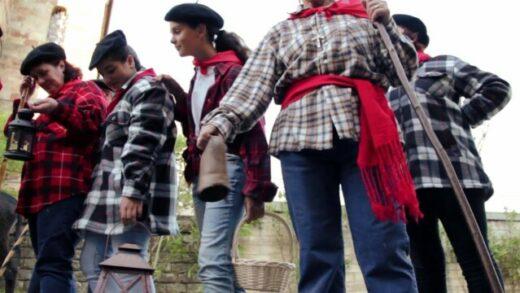 Las Marzas. Cortometraje documental de Álvaro Oliva