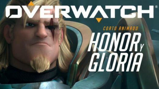 Overwatch: Overwatch: Honor y gloria Cortometraje de animación Blizzard