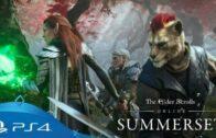 The Elder Scrolls Online: Summerset | Cinematic Trailer | PS4