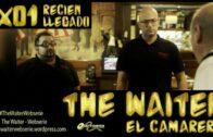 The Waiter (El camarero) 1×01. Recién llegado