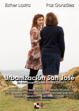 urbanizacion san jose corto cartel poster