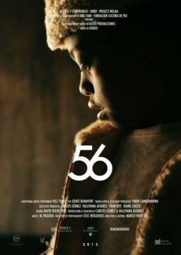 56 corto cartel poster