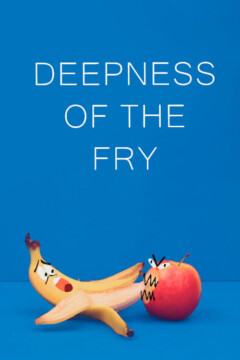 Deepness Of The Fry corto cartel poster