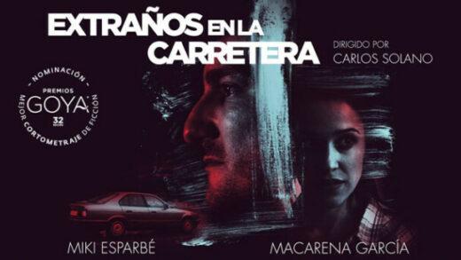 Extraños en la carretera. Cortometraje y thriller español de Carlos Solano